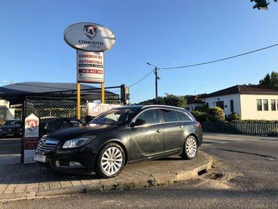 usado Opel Insignia Nacional 2.0 CDTI