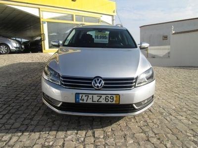 usado VW Passat variant 2.0 TDI CONFORTLINE 170cv