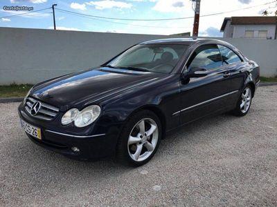 usado Mercedes CLK270 CDI IUC Antigo