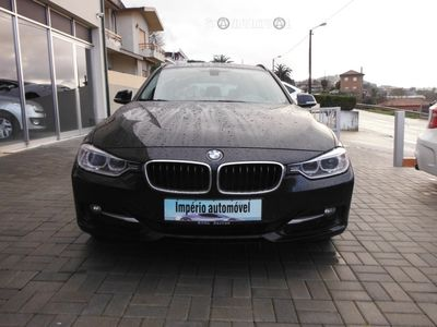 usado BMW 318 Série 3 d Touring Line Sport (143cv) (5p)
