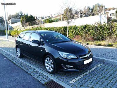 usado Opel Astra 1.3CDTI 95cv