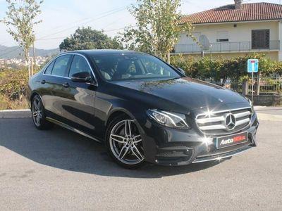 usado Mercedes E220 AMG 9 G