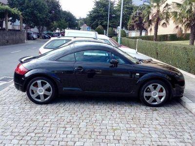 usado Audi TT Quatro 225 cv