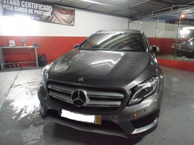 usado Mercedes GLA200 CDI AMG AUTO