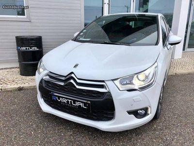 brugt Citroën DS4 2.0 HDi M6 Sport CHI
