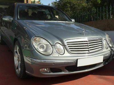 usado Mercedes E220 Avangarde