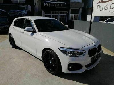 usado BMW 118 d Pack M Auto