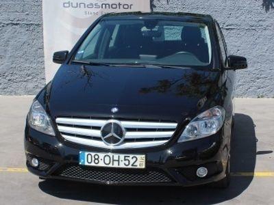 brugt Mercedes B200 CDI BLUEEFFICIENCY