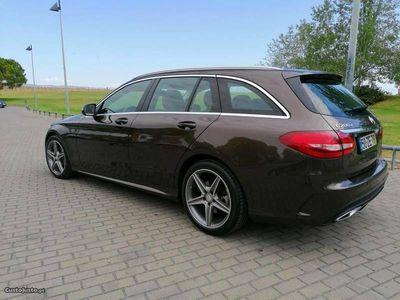 usado Mercedes C200 d AMG 2143cm3