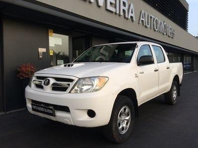 usado Toyota HiLux 4x4 2.5 d4d