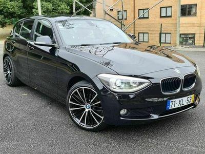 usado BMW 116 ED Sport Line