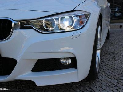 usado BMW 318 d Touring Pack M -