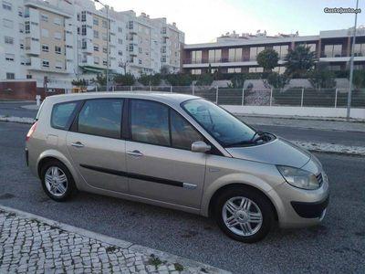 usado Renault Grand Scénic 1.5 deluxe=7lug=2006