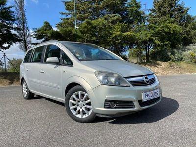 usado Opel Zafira 1.9 CDTI