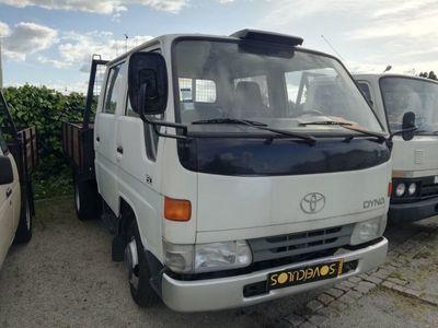 usado Toyota Dyna 3.0 150 6lug cx aberta (88cv)RDuplov)
