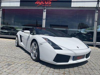 usado Lamborghini Gallardo V10 Spyder
