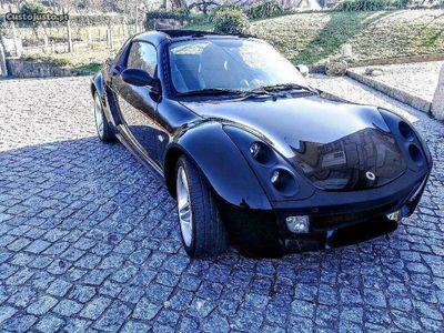brugt Smart Roadster 82cv