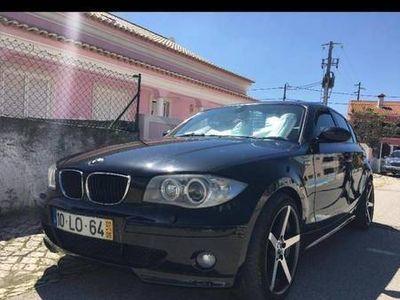 brugt BMW 123 Serie1