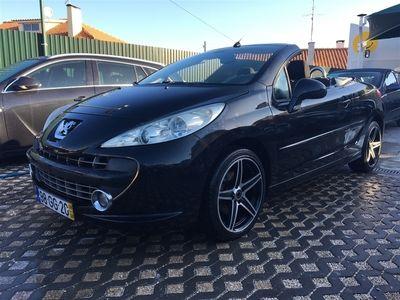 usado Peugeot 207 CC 1.6 HDi FAP (110cv) (2p)