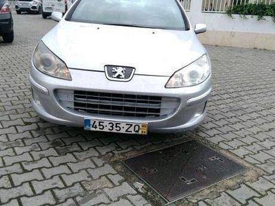 usado Peugeot 407 sw 1.6 110cv