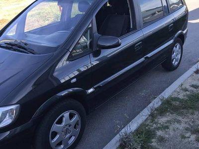usado Opel Zafira Zafira7 lugares