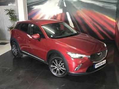 usado Mazda CX-3 1.5 Skyactiv-D Excellence Navi Bose Edition