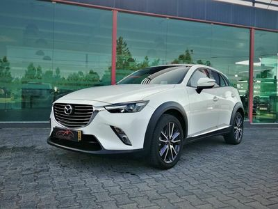 usado Mazda CX-3 ---
