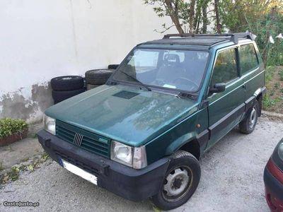gebraucht Fiat Panda 4x4 CLX 141.000km