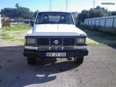 brugt Nissan Patrol 2.8 D Pick-Up 3L
