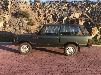 usado Land Rover Range Rover tdi