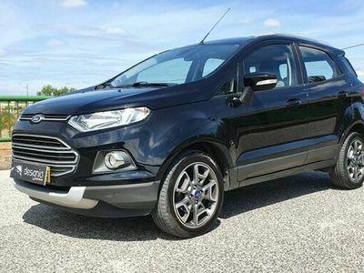 usado Ford Ecosport ---