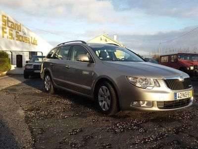 used Skoda Superb BREAK 1.6 TDI AMBITION GREENLINE