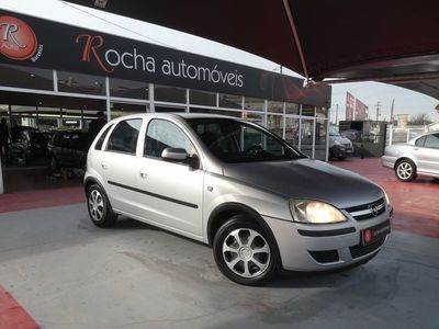 usado Opel Corsa C 1.2 75cv Twinport Enjoy