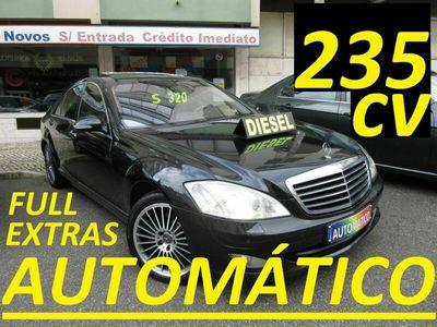 usado Mercedes S320 CDi V6 235cv 7G-Tronic Full Extras Diesel