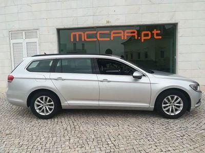 brugt VW Passat Variant 1.6 TDI ConfortLine BueMotion