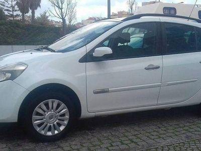 usado Renault Clio 1.5Dci Carrinha 2010