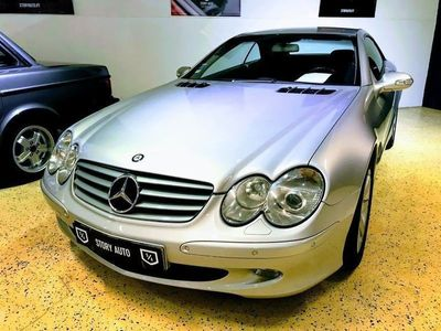 gebraucht Mercedes SL500 ---