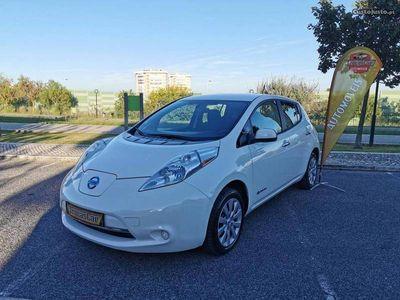 usado Nissan Leaf Visia Eléctrico