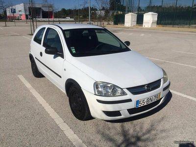 usado Opel Corsavan 3 CDTI