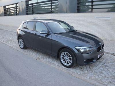 usado BMW 118 118 D advantage