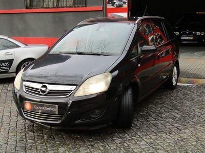 usado Opel Zafira 1.9CDTi Cosmo 7 Lug. (150cv5p) AC DA