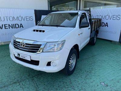 usado Toyota HiLux 4X4 Cabine Simples