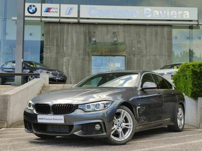usado BMW 420 Gran Coupé Serie 4 d Auto Pack M 2019