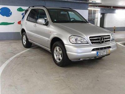 usado Mercedes ML270 163cv