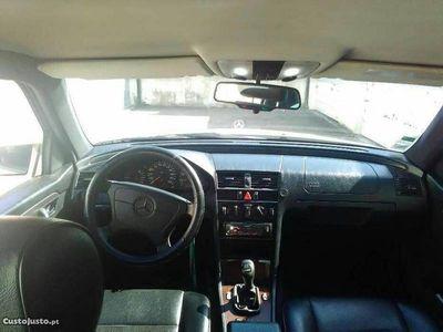 usado Mercedes C200 w202 -