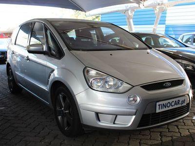 usado Ford S-MAX 2.0 TDCI Titanium 7L