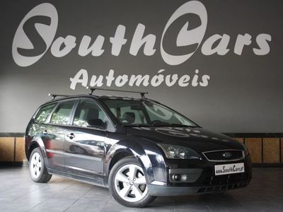 usado Ford Focus SW 1.6 TDCI Connect