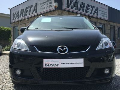 gebraucht Mazda 5 2.0 D MZR-CD SPORT 7 LUG.