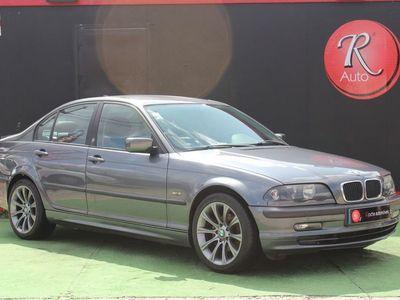 usado BMW 320 Pack M Como Novo