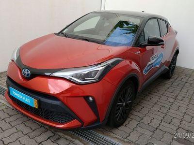 usado Toyota C-HR C-HR2.0 Hybrid Dynamic Force Premier Edition